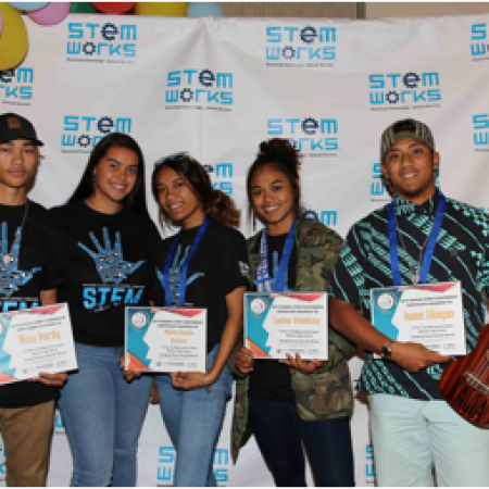Molokai Among STEM Conference Winners