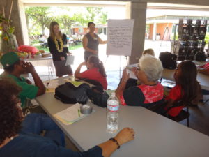 Maui County Department of Health hosted a town meeting to discuss health initiatives with Molokai residents.