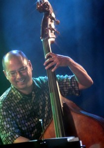 Jazz musician Dean Taba, photo courtesy UH-SCEP.