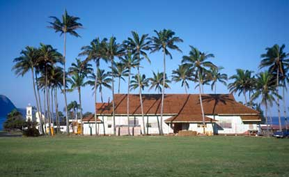 Paschoal Hall, photo courtesy NPS