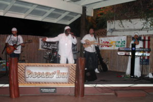 Pato Banton performs at Paddlers' Inn