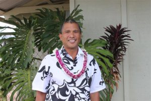 The community thanks Sgt. Detective Eugene Santiago for his 30 years of service with the Maui Police Department.