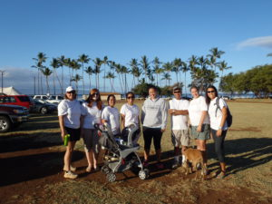 MCHC staff participated in the annual Charity Walk
