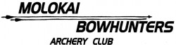 Molokai Bow Hunters Logo