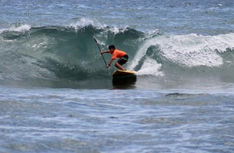 SUP Surf Contest Lahaina Harbor May 17th 2014