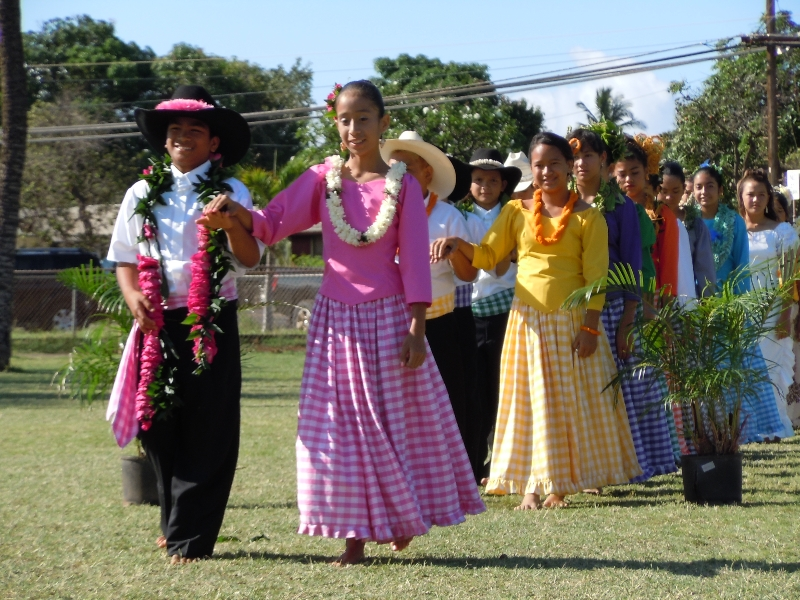 Kaunakakai May Day