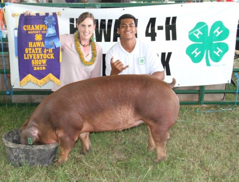 4-H Youth Earn State Awards