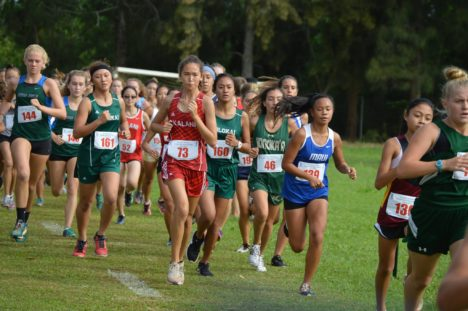 Molokai Students Compete in States Cross Country on Kauai