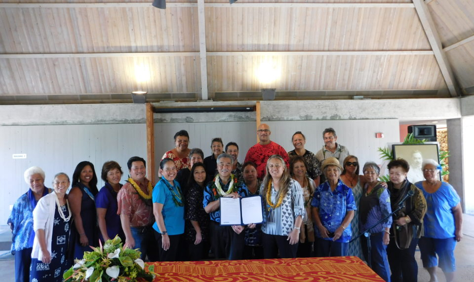 Blood Quantum Bill Signed on Molokai