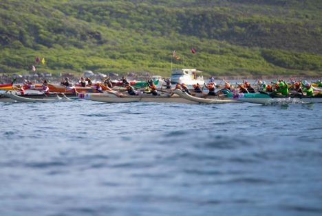 40th Wahine Channel Crossing