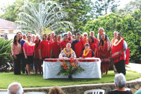 Kamehameha Schools Funds Aka`ula Scholarships