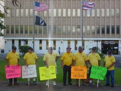 7-7-10 protest