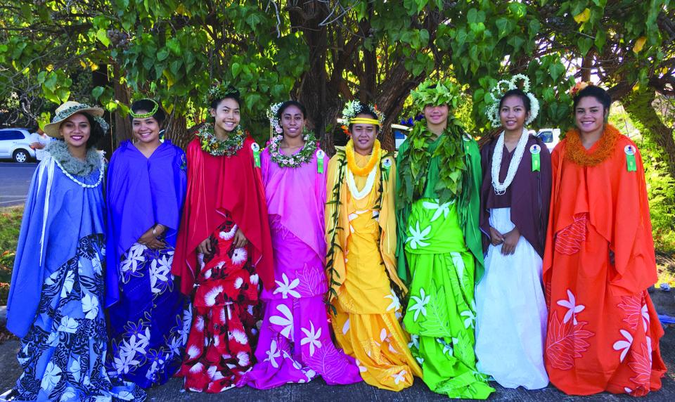 2017 Festivals of Aloha