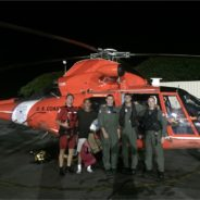Boater Rescued Off Kalaupapa