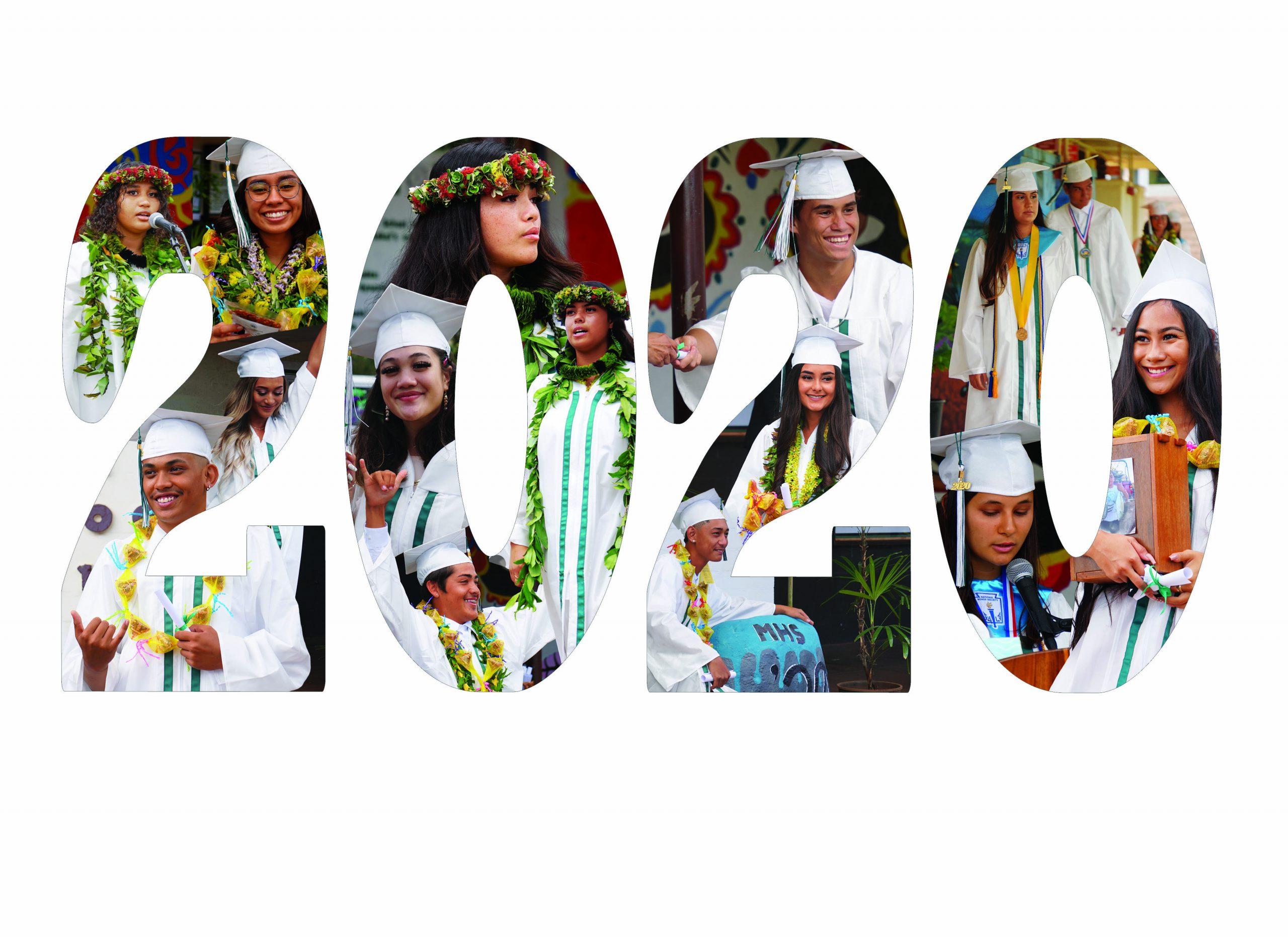 Class of 2020 Celebrates Unconventional Graduation