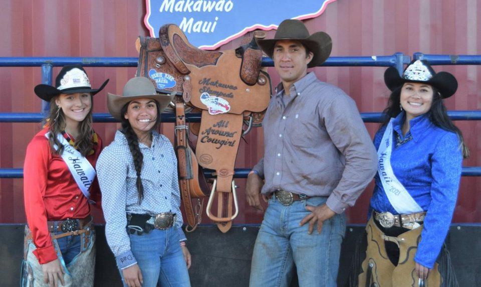 Molokai Wins at Makawao Rodeo