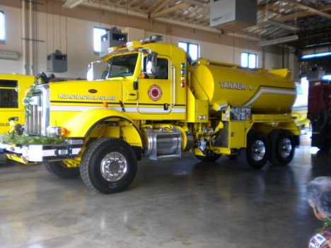 Fire Tanker Name Honors Beloved Island Kupuna