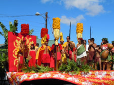 Festivals Flourish with Aloha