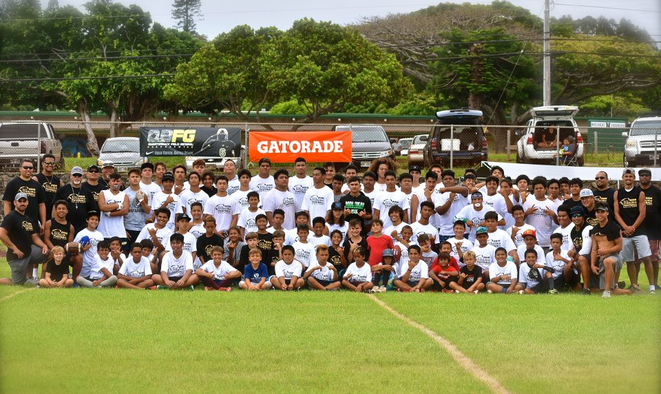 Football Camp a 'Huge Success'