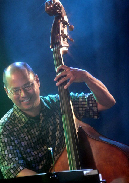 Jazz musician Dean Taba, photo courtesy UH-SCEP.