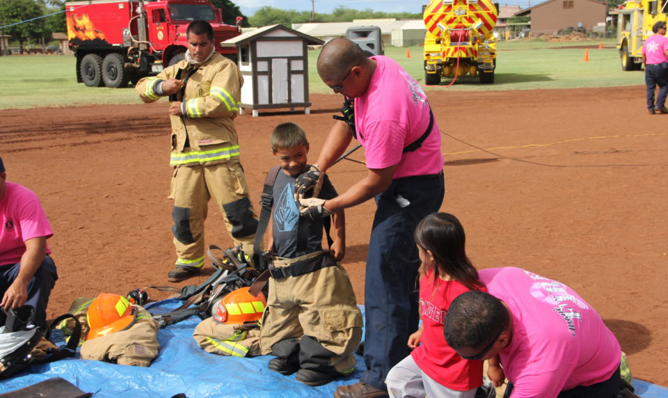 Fueling Fire Prevention