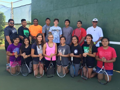 Tennis Earns Team Victories