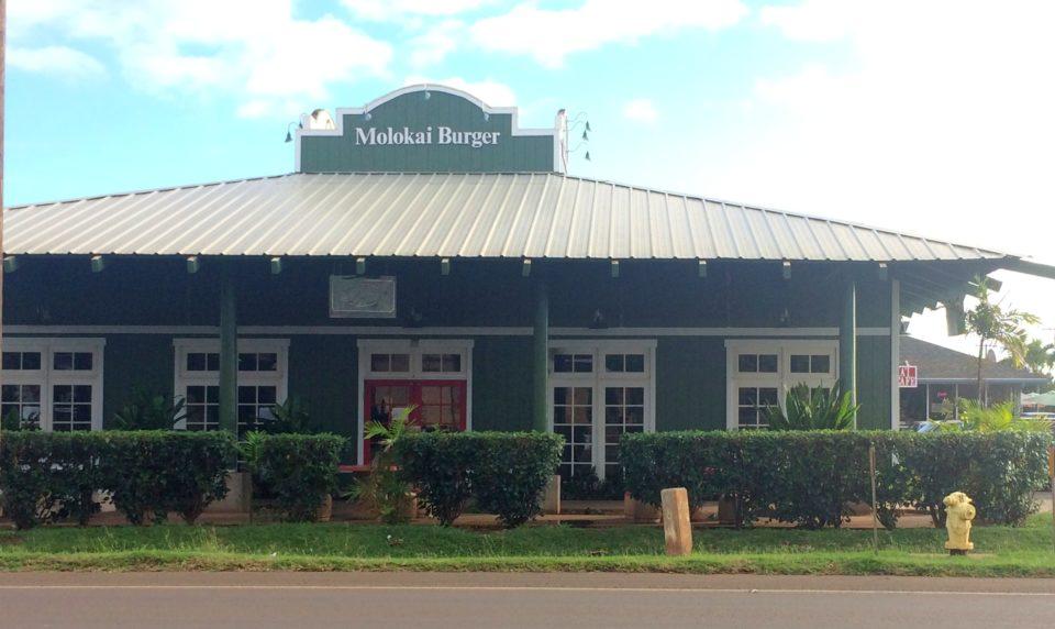 Molokai Burger Closed After Fire