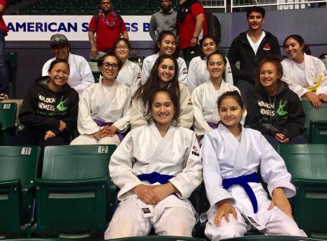 Judo at States