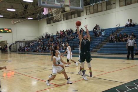 Girls Close Basketball Season