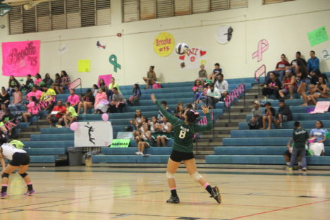Winning Streak Continues for Girls Volleyball