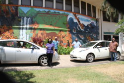 Molokai Mechanics Inspire Electric Vehicle Donation