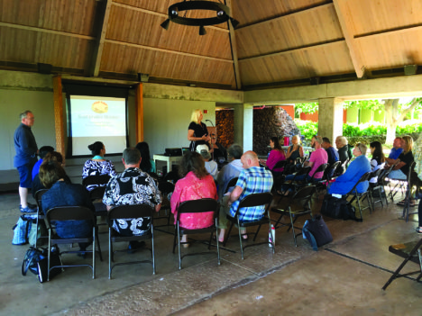 International Energy Leaders Visit Molokai
