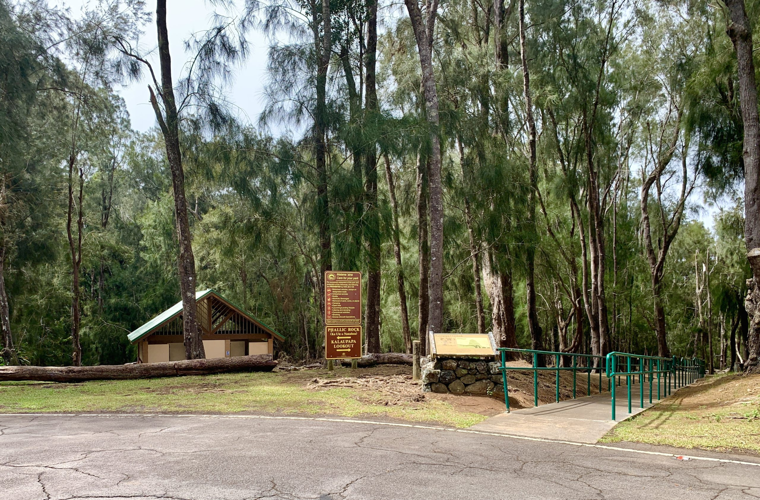 Woman Disappears at Pala'au Park