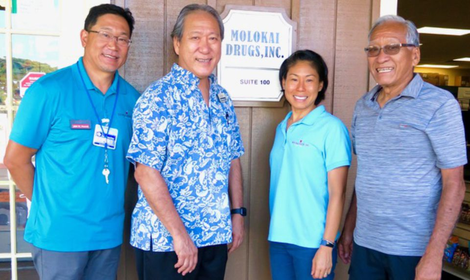 Molokai Drugs Celebrates 85 Years