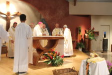 St. Marianne Relic Visits Molokai