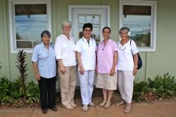 Italian Ministry Visits Molokai