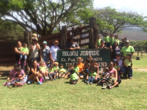 Preschool Visits Kapualei Ranch