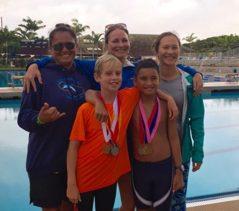 Join Molokai Swimmers