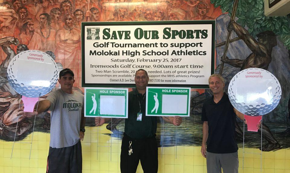 Golf Tournament to Support Athletics