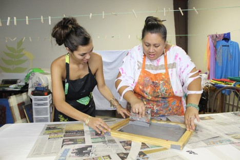 Kupu A`e: From Garage to Storefront