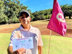 Golf Aces to Play Off