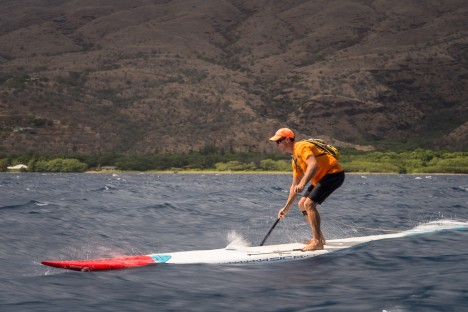 Molokai Paddle Race Brings Fun and Competition