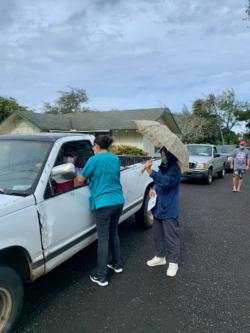 Kalaupapa Gets Vaccinated