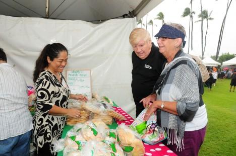 Molokai Vendors Take Maui Trade Show by Storm