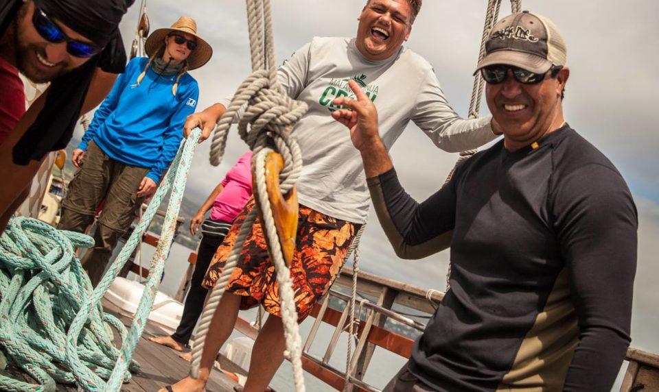 Molokai Crew Sails to Tahiti