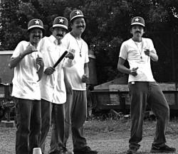 Keystone Cope -Royden Abafo, Decker Bicoy, Makana Kaahanui, Cameron Tancayo