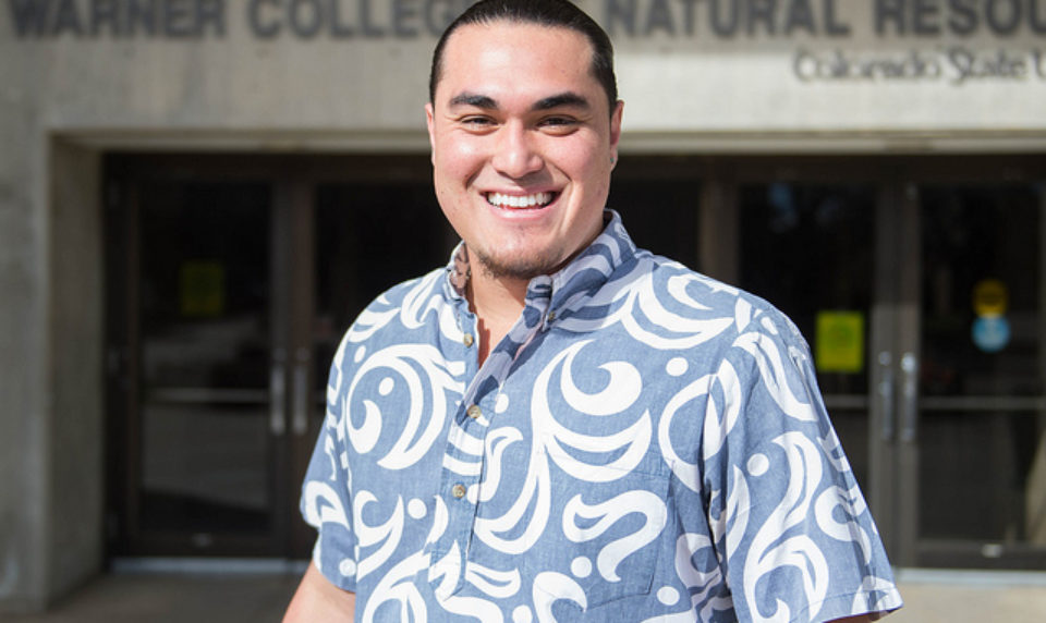 Molokai Grad is National Scholarship Finalist