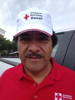 Molokai Resident Assists with Harvey Storm Recovery