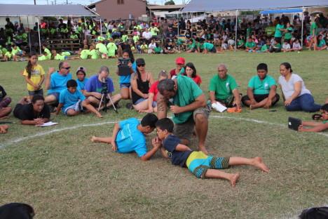 Ka Molokai Makahiki 2016