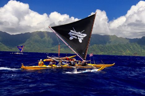 Molokai Out-Sails Competition
